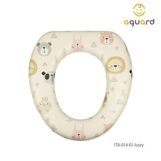 AGUARD Toilet Seat Cover - Ivory