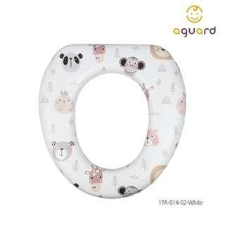 AGUARD Toilet Seat Cover - White