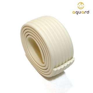 AGUARD W-Shape Corner Guard - Ivory