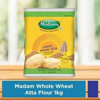 Madam Whole Wheat Atta Flour