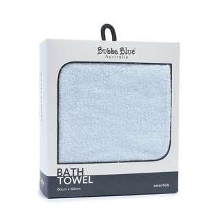 Bubba Blue Everyday Essentials Bath Towel - Blue