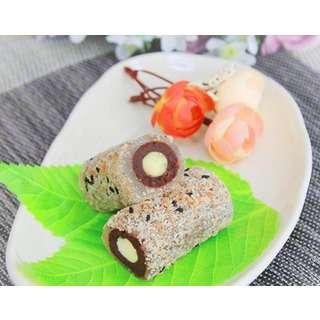 KiomKee Coconut Redbean Mochi