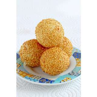 KiomKee Sesame Ball (Peanut)