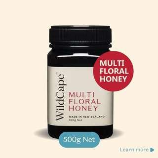Wildcape Multifloral Honey