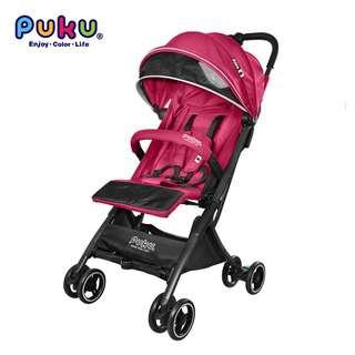 Puku Puku Mini-Z Stroller - Red