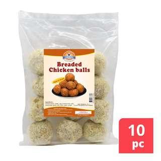 Cee Vee Breaded Chicken Balls