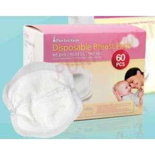 Jaco Perfection Disposal Breast pads 60pcs