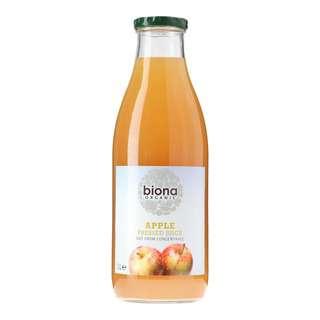 Biona Organic Apple Juice, 1L