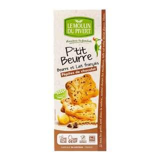 Le Moulin Du Pivert Ptit Beurre Butter with Chocolate Chips
