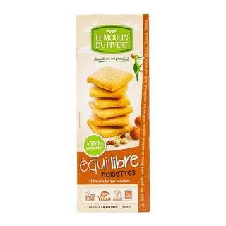 Le Moulin Du Pivert Equilibre Hazelnut Cookies
