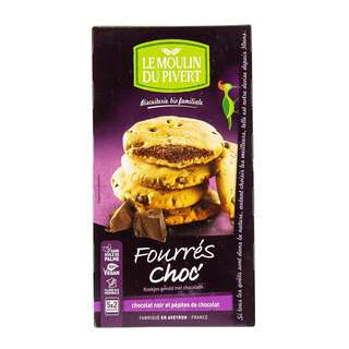 Le Moulin Du Pivert Fourres Chocolate Filled Chocolate Chips