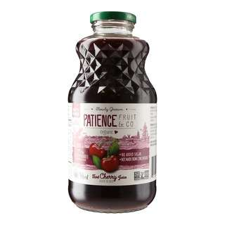 Patience Organic Pure Tart Cherry Juice