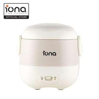 IONA 0.3L Mini Portable Rice Cooker GLRC031
