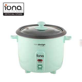 IONA 0.3L Traditional Non Stick Rice Cooker GLRC03