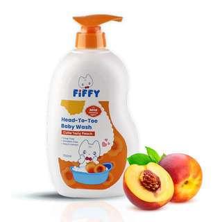 Fiffy Baby Head To Toe (Peach)