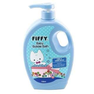Fiffy Baby Bubble Bath