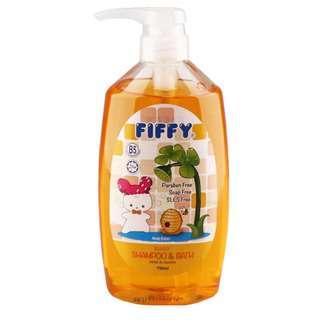 Fiffy Baby Shampoo & Bath (Honey)