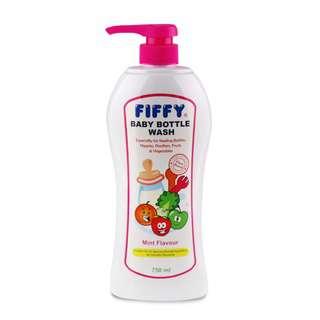 Fiffy Bottle Wash (Mint)