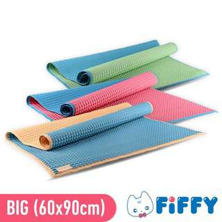 Fiffy Air-filled Rubber Cot Sheet 60 x 90cm