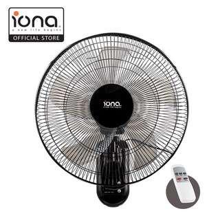 IONA 16' Wall Fan with Remote Control GLWF164R