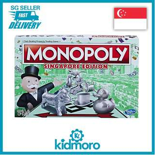 Monopoly Singapore Edition, Fast-Dealing Property Game