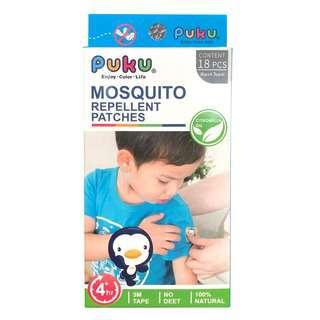 Puku Mosquito Repellent Patch