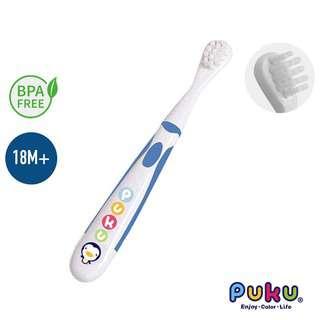 Puku Toothbrush 18m+ Blue