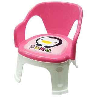 Puku Kids Bibi Chair (Pink)