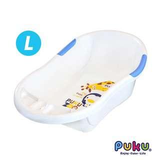Puku Puku Baby Bath Tub L - Blue