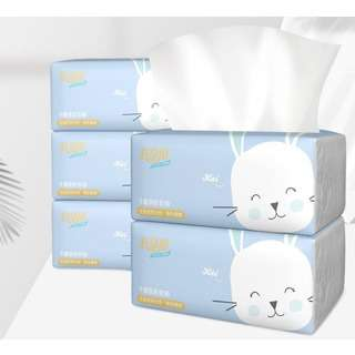 No Brand 10 Soft tissue paper 270 sheets 3ply