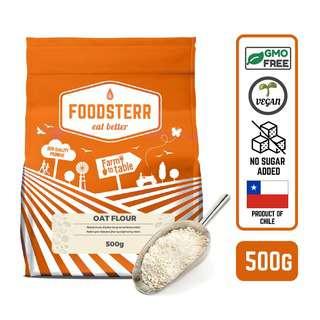 Foodsterr Oat Flour