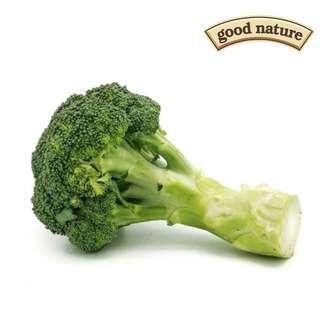 Good Nature Organic Broccoli