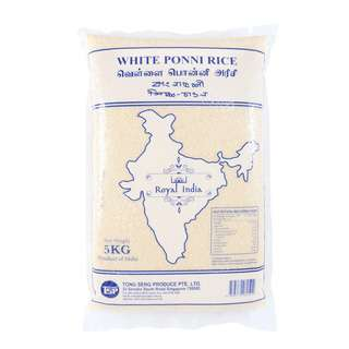 Royal India Ponni Rice