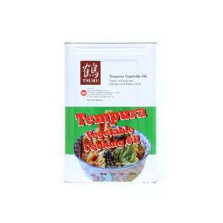 Tsuru Tempura Vegetable Oil