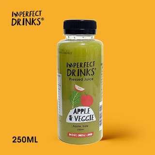 Imperfect Drinks Apple & Veggie Pressed Juice