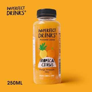 Imperfect Drinks Tropical Citrus Pressed Juice