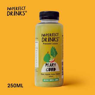 Imperfect Drinks Peary Good Pressed Juice