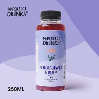 Imperfect Drinks Elderflower Honey Tea