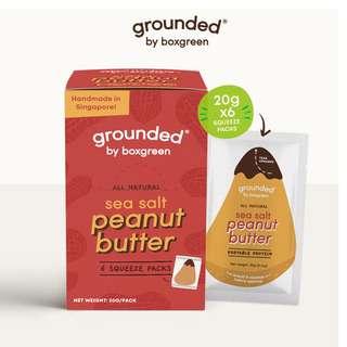 Grounded Sea Salt Peanut Butter