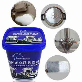 PurityWhite 1pc cookware cleaner rust cleaner pot