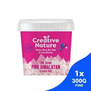 Creative Nature Himalayan Crystal Salt Fine