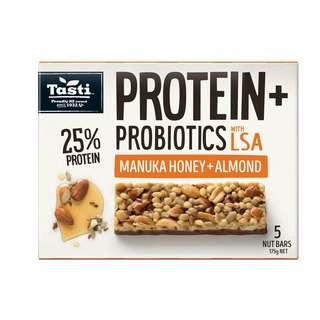 Tasti Protein + Probiotics Manuka Honey and Almond with LSA