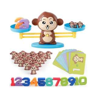 No brand Maths weighing toys Numbers Education