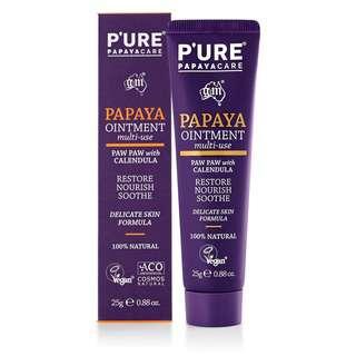 PURE Papayacare PURE Papaya Ointment 25g