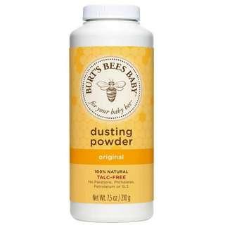 Burts Bee Baby Dusting Powder 210g