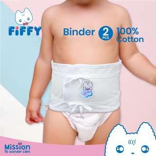 Fiffy Binder String 2pcs/Pack