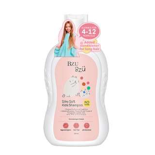 BZU BZU Silky Soft Kids Shampoo
