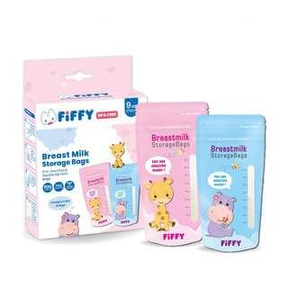 Fiffy Milk Storage Bag  9oz