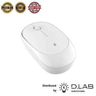 D.LAB MANUFACTURING 800 DPI Basic 3D Wireless Mouse (White)