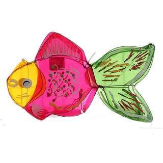 Partyforte Goldfish Traditional Cellophane Lantern (Small)